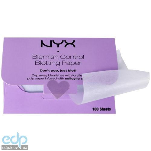 NYX - Матирующие салфетки для лица Blotting Paper Fresh Face BPRBC - 8 g