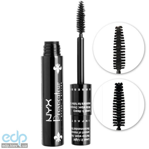 NYX - Тушь для ресниц Boudoir Mascara Collection Provocateur BMC03 - 9 g