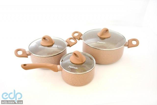 Fissman - Набор посуды LATTE 6 пр. (AL-4952.6)