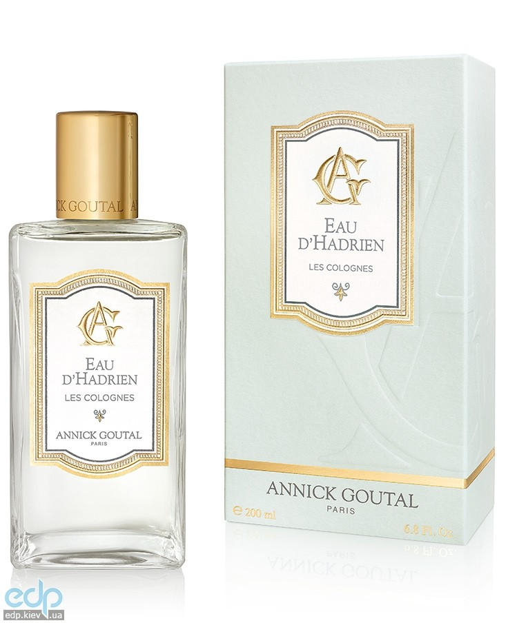 Annick Goutal Les Colognes Eau Dhadrien For Men