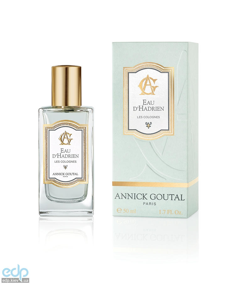 Annick Goutal Les Colognes Eau Dhadrien For Men - одеколон - 50 ml (новый дизайн)
