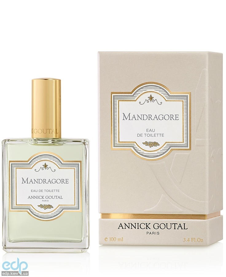 Annick Goutal Mandragore For Men - туалетная вода - 100 ml