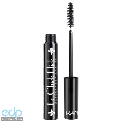 NYX - Тушь для ресниц Boudoir Mascara Collection Le Chick Flick BMC05 - 9 g