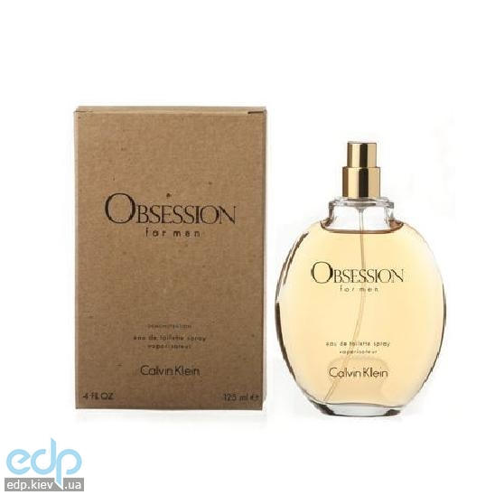 Calvin Klein Obsession For Men - туалетная вода - 125 ml TESTER
