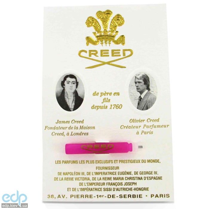 Creed Spring Flower - туалетная вода - пробник (виалка) 2.5 ml