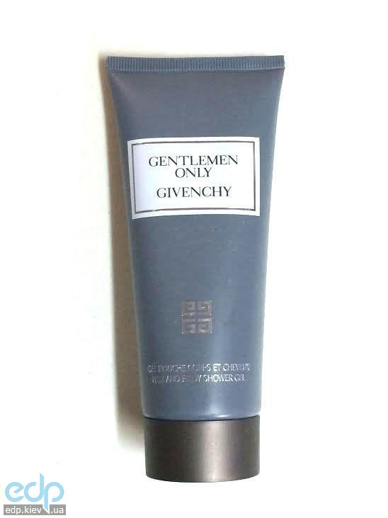 Givenchy Gentlemen Only - гель для душа - 150 ml