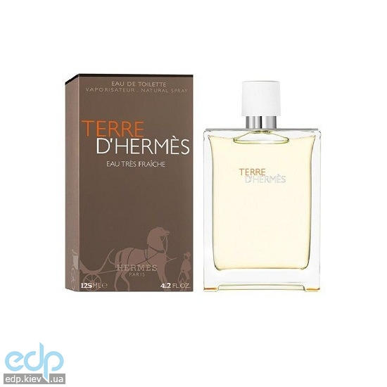 Hermes Terre d'Hermes Eau Tres Fraiche - туалетная вода - mini 5 ml