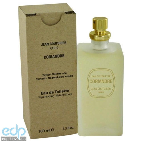 Jean Couturier Coriandre - туалетная вода - 100 ml TESTER