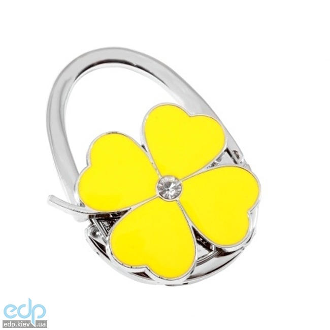 Jinli - Сумкодержатель Сумочка цветок клевера желтый (арт. 136)