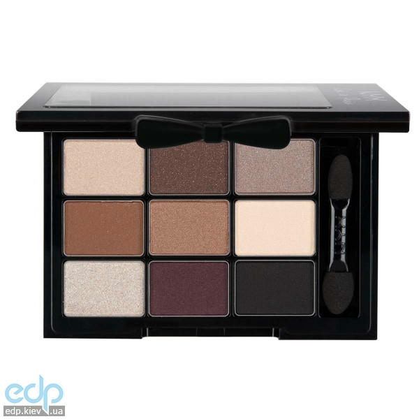 NYX - Набор теней Love In Paris Eye Shadow Palette Je Ne Sais Quoi LIP10 - 7.2 g