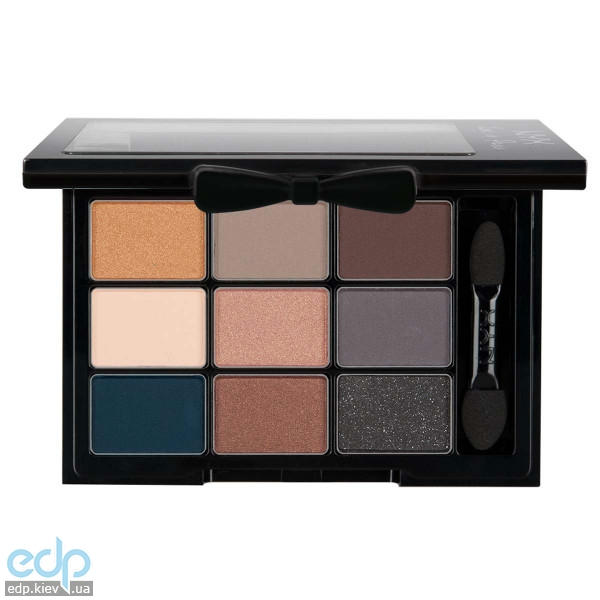 NYX - Набор теней Love In Paris Eye Shadow Palette You Are In Seine LIP11 - 7.2 g