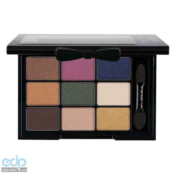 NYX - Набор теней Love In Paris Eye Shadow Palette Mon Cherie LIP12 - 7.2 g