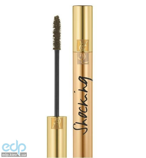 Тушь для ресниц Yves Saint Laurent - Mascara Volume Effet Faux Cils Shocking №03 (Bronze Black) TESTER