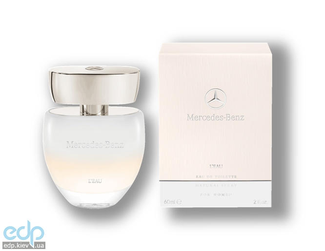 Mercedes-Benz For Women Leau - туалетная вода - 90 ml