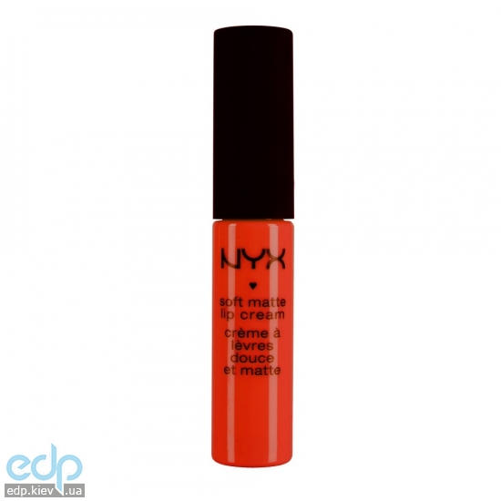 NYX - Матовая помада-крем Soft Matte Lip Cream SMLC22 Morocco - 8 ml