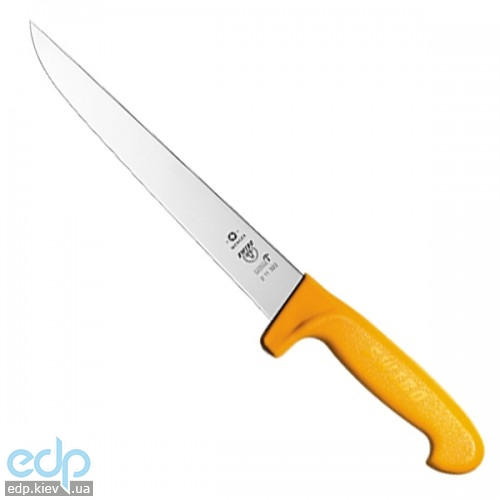 Wenger - Нож кухонный Swibo для закалывания 25 см желтый (арт. 2.11.325)