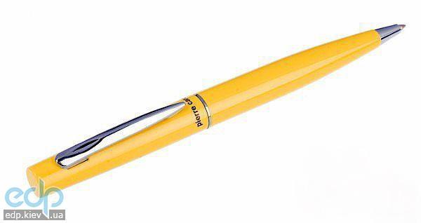 Pierre Cardin - Шариковая ручка Gaufer желтая (арт. TS0100/3Y)