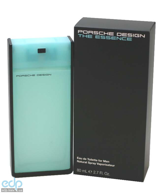 Porsche Design The Essence For Men - туалетная вода - 80 ml