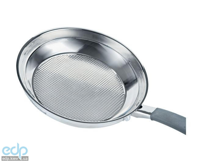 Rondell - Сковорода Flamme с рифленым дном диаметр 24 см  (арт. RDS-500)