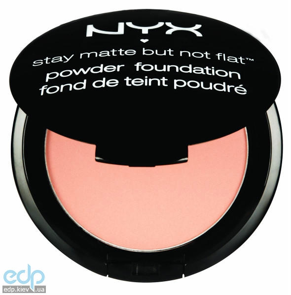 NYX - Матирующая пудра Stay Matte But Not Flat Porcelain SMP16 - 7.5 g