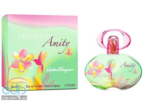 Salvatore Ferragamo Incanto Amity new 2014 - туалетная вода - 100 ml