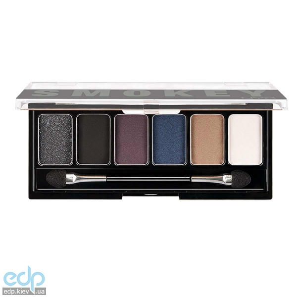 NYX - Палетка теней The Smokey Shadow Palette TSS01 - 6 g