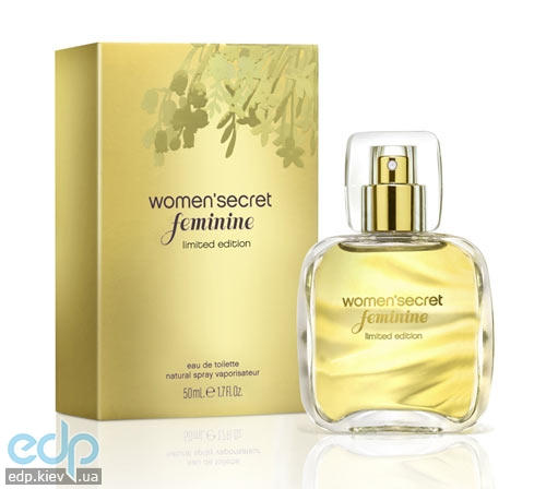 Women Secret Feminine Limited Edition - туалетная вода - 50 ml
