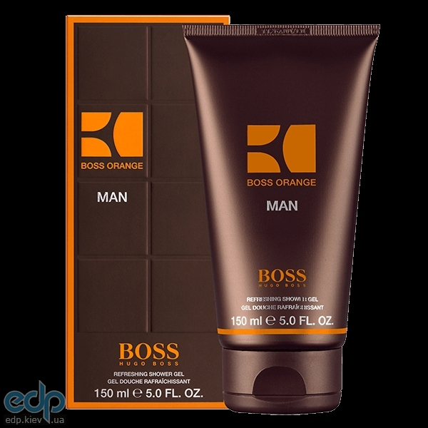 Hugo Boss Boss Orange for Men - гель для душа - 150 ml