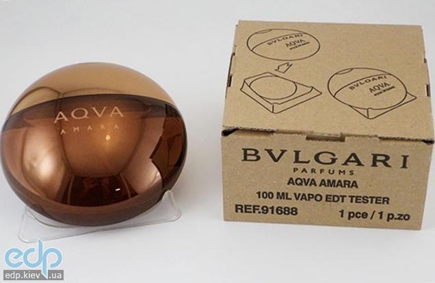 Bvlgari Aqva Amara - туалетная вода - 100 ml TESTER