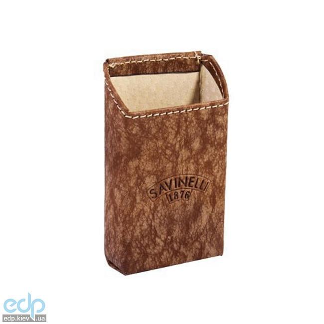 Savinelli - Чехол для пачки сигарет 511 кожа
