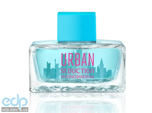 Antonio Banderas Blue Urban Seduction For Women - туалетная вода - 100 ml TESTER