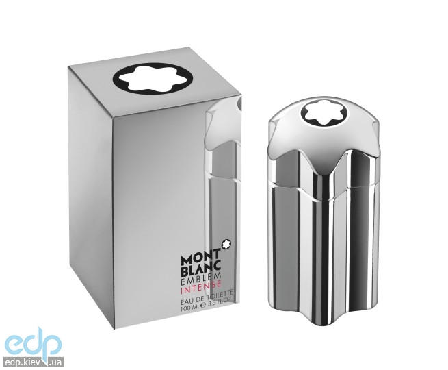 Mont Blanc Emblem Intense - туалетная вода - 100 ml