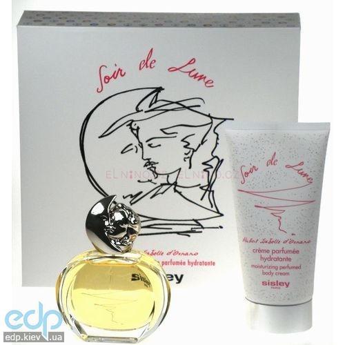 Soir de Lune -  Набор (парфюмированная вода 100 + крем для тела 150)
