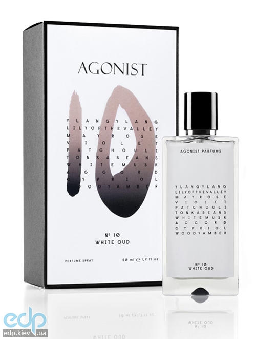 Agonist 10 White Oud