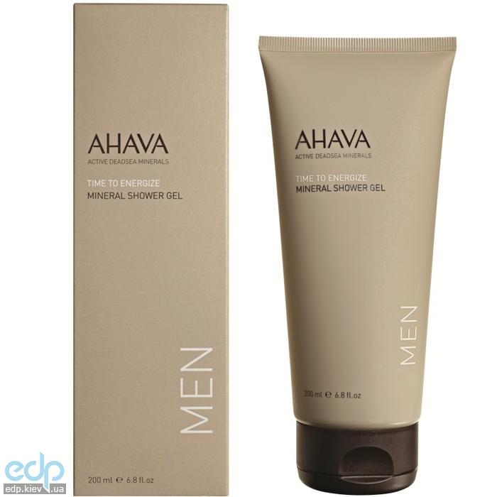Ahava - Гель для душа Минеральный - Mineral Shower Gel Men - 200 ml