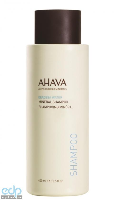Ahava - Минеральный шампунь  - Mineral Shampoo - 400 ml