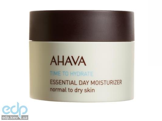 Ahava - Увлажняющий крем дневной для нормальной и сухой кожи лица - Essential Day Moisturizer Normal Dry - 50 ml