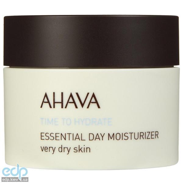 Ahava - Увлажняющий крем дневной для очень сухой кожи лица - Essential Day Moisturizer Very Dry - 50 ml