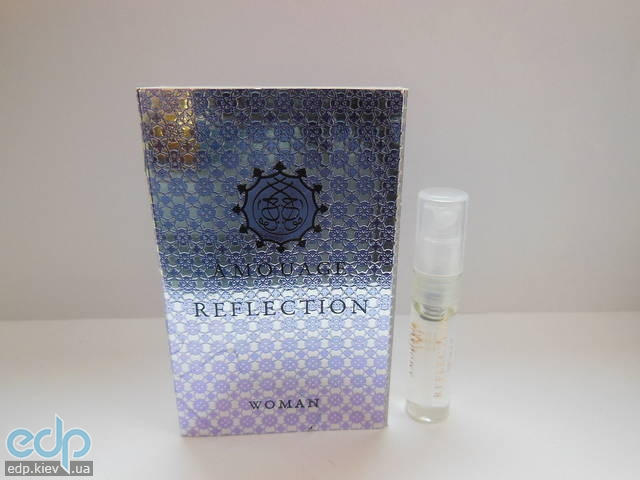 Amouage Reflection pour Femme - парфюмированная вода - пробник (виалка) 2 ml