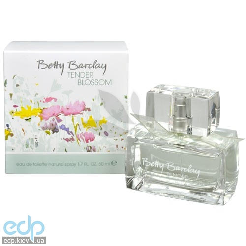 Betty Barclay Tender Blossom - туалетная вода - 50 ml