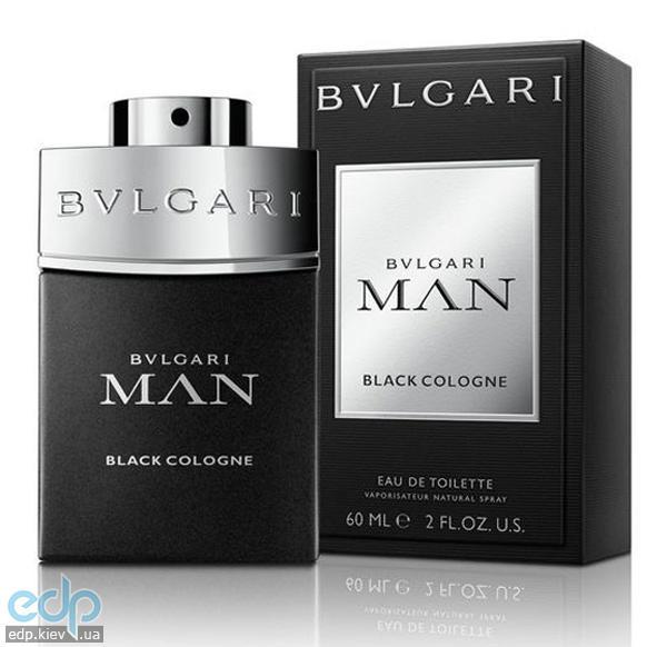 Bvlgari Man In Black Cologne - туалетная вода - 60ml