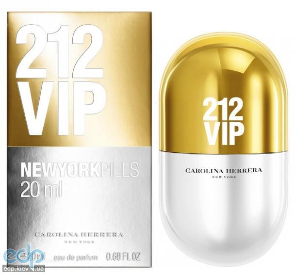 Carolina Herrera 212 Vip NYC Pills