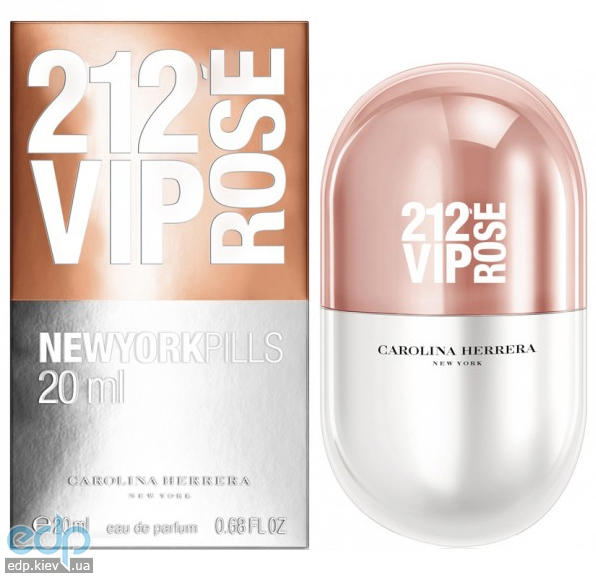 Carolina Herrera 212 VIP Rose NYC Pills