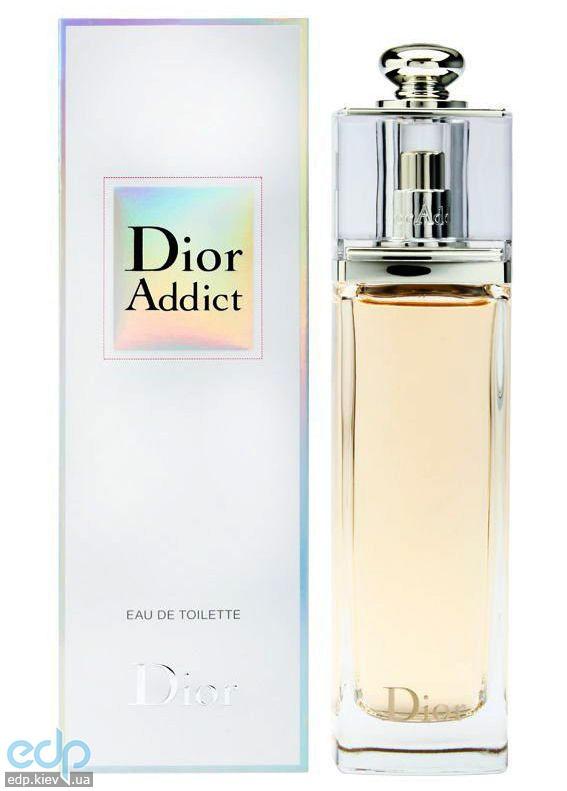 Christian Dior Addict Eau de Toilette 2014 - туалетная вода - 50 ml