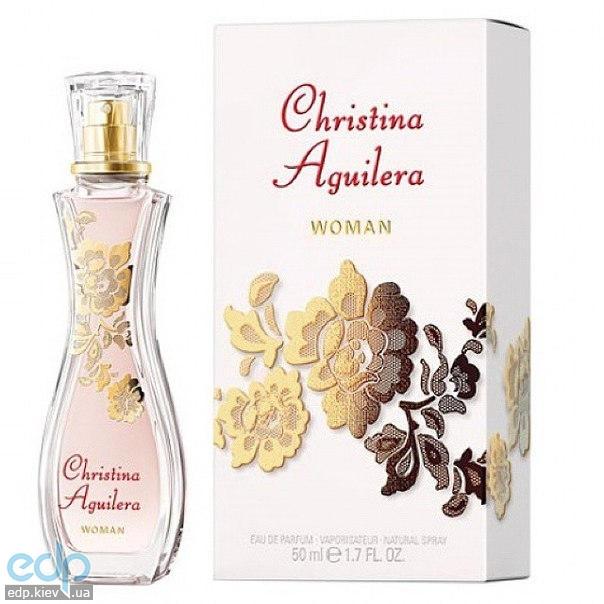 Christina Aguilera Woman - парфюмированная вода - 30 ml