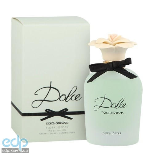 Dolce Gabbana Dolce Floral Drops for Women - туалетная вода - 50 ml
