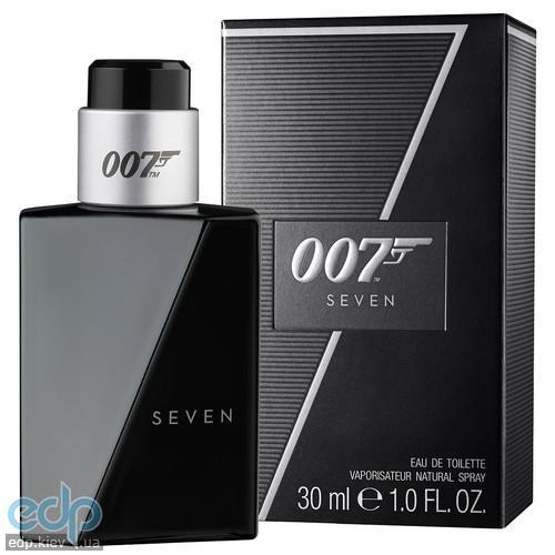 Eon Productions James Bond 007 Seven