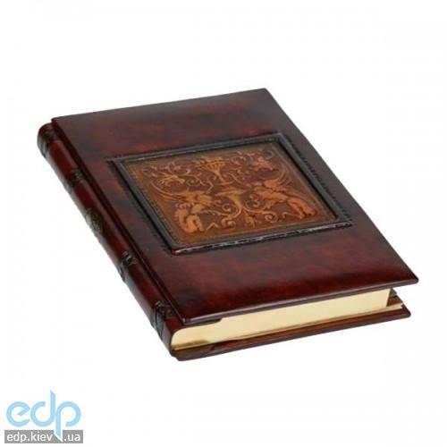 Florentia - Адресная книжка кожаная Дракон - 15x22 см