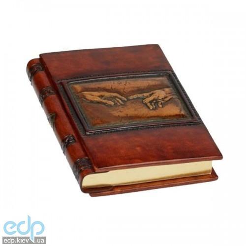 Florentia - Адресная книжка кожаная Криатион - 15x22 см