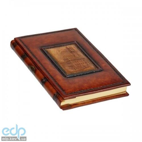 Florentia - Адресная книжка кожаная Палацо - 15x22 см